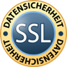 Gesicherte Verbindung durch SSL-Verschlüsselung