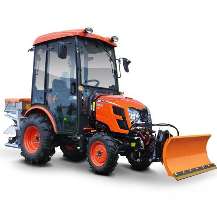 kioti traktor ck3310h eu neufahrzeug winter. Black Bedroom Furniture Sets. Home Design Ideas